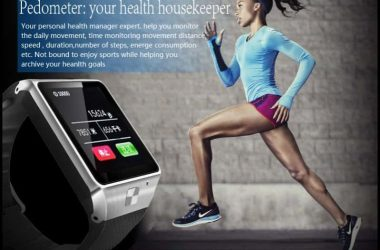 GV08S Smartwatch: The Cheapest wearable gadget under $40 - 2