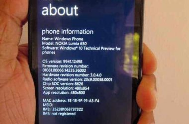 How To: Install Windows 10 Technical Preview on your Windows phone - 3