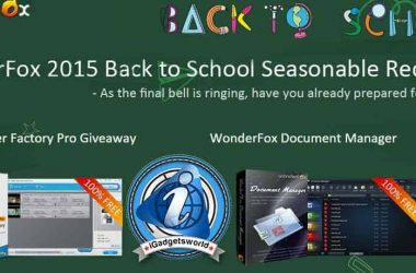 Back To School Offer: Get Video Converter Factory Pro & WonderFox Document Manager for free [Giveaway] - 3
