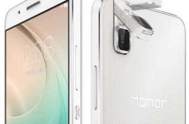 Huawei Honor 7i announced with 13MP flip up camera and fingerprint scanner - 7