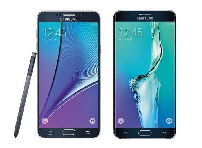 Samsung Galaxy Note 5 and Galaxy S6 Plus Full specs Sheet leaked [AnTuTu] - 2