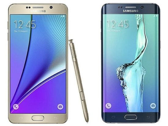 Samsung Galaxy Note 5 and Galaxy S6 Edge+, now official - 1