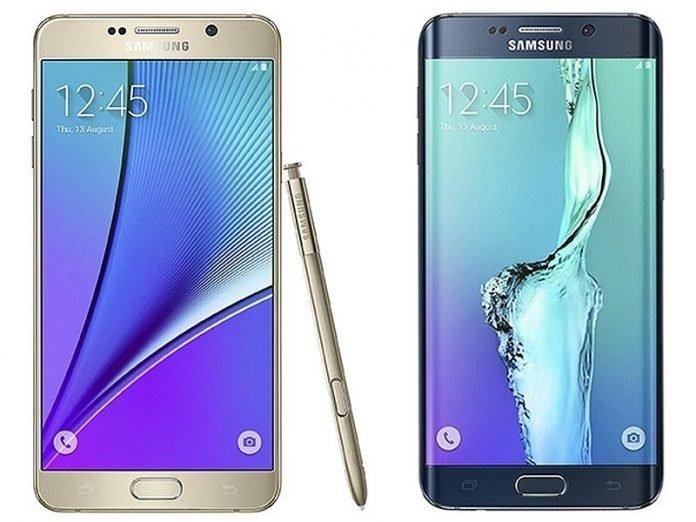 Samsung Galaxy Note 5 and Galaxy S6 Edge+, now official - 2