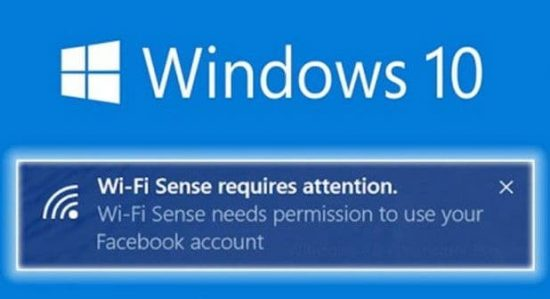 How To: Stop Windows 10 from sharing your Wi-Fi password - 1