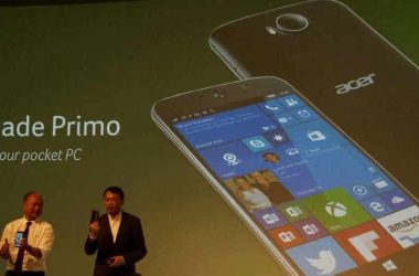 Need the power of Windows 10 inside your pocket? Acer Jade Primo is for you - 10