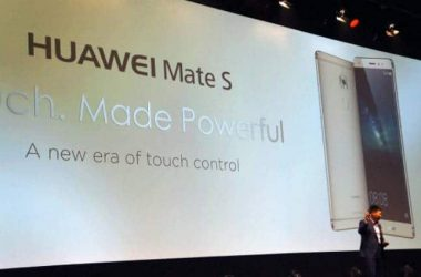 Huawei Mate S with Force Touch Display announced at IFA 2015 - 2