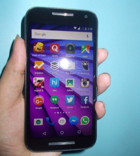 Moto G 3rd Gen Review: The all rounder that doesn't hurt your wallet - 1