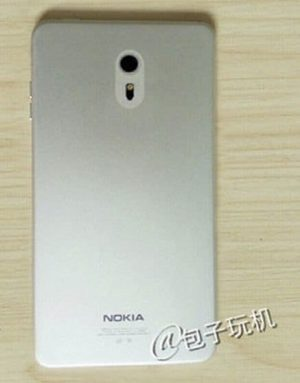 LEAK: Real images of Nokia C1 surface on the web - 3