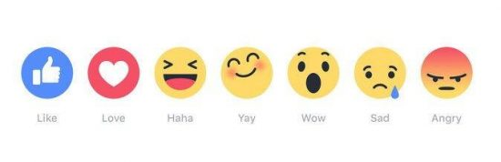 Facebook to test reaction icons, that's what they dubbed earlier as 'Dislike' button - 1