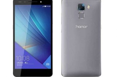 Huawei Honor 7 launched in India for Rs. 22,999 - 2