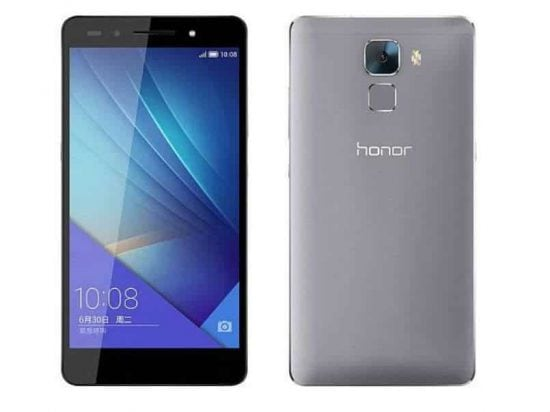 Huawei Honor 7 launched in India for Rs. 22,999 - 1