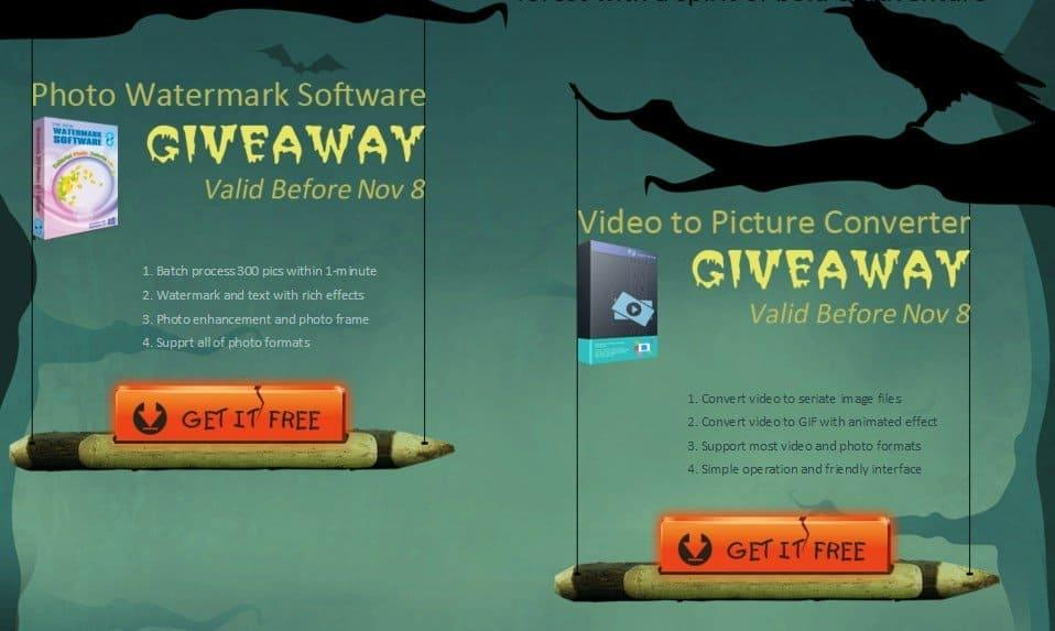 2015 halloween treat-free-watermark-software-video-to-pic-giveaway-1