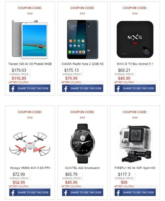 Gearbest-black-friday-coupon-code-activity-mega-discount