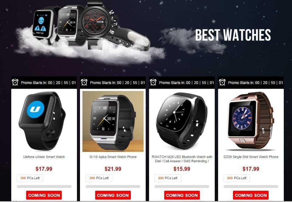 gearbest-black-friday-top-smartwatches-deals-2015