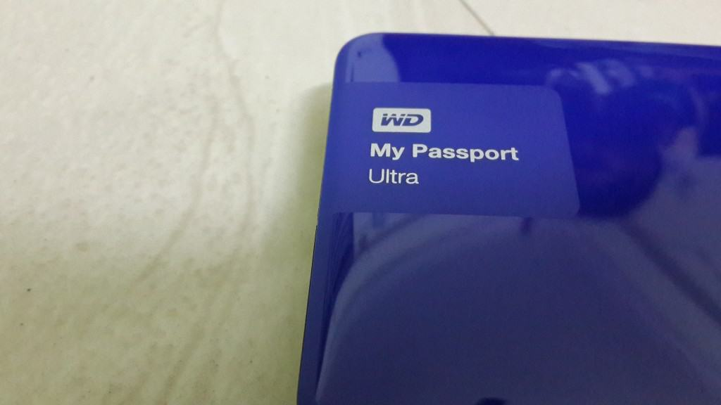 WD My Passport Ultra - 2TB external hard disk -4