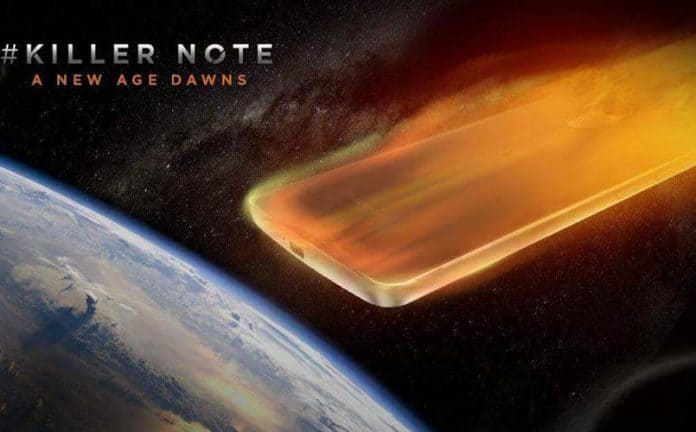 Lenovo K4 Note may feature 2K display, as we expect from the latest teaser from Lenovo - 2