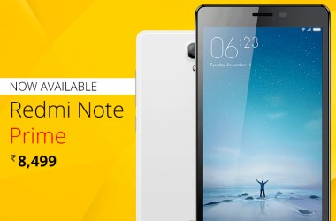 Xiaomi introduces slightly upgraded Redmi Note Prime with 5.5-inch Display & Dual Sim 4G LTE - 23