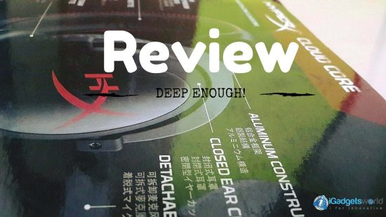 Kingston HyperX Cloud Core Review – The best Gaming Headset in Town! [under 5K] - 1