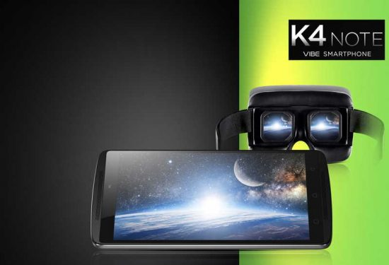 Lenovo K4 Note launched with TheaterMax and much more, priced at Rs. 11,999 - 1