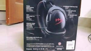 Kingston HyperX Cloud Core Review – The best Gaming Headset in Town! [under 5K] - 8