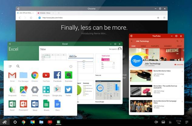 Remix OS leaked prior to official launch, download now!! - 5