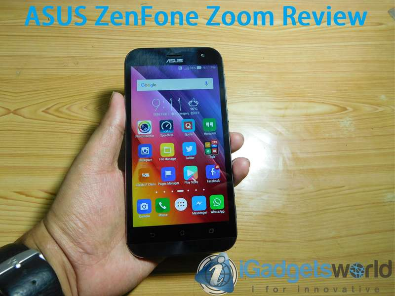 Asus Zenfone Zoom first impressions, a good smartphone with 3x optical zoom - 10