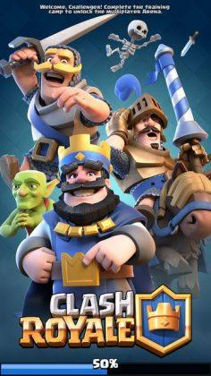 SuperCell launches Clash Royale in selected countries [DOWNLOAD APK] - 1