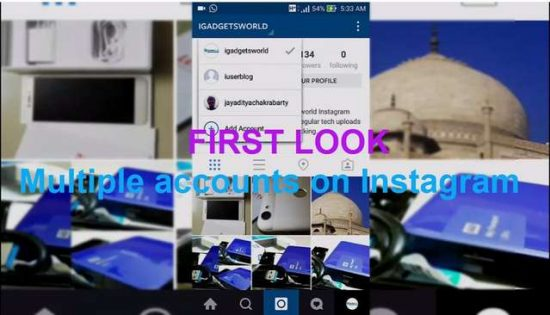 Instagram finally adds multiple account support, available on iOS and Android - 1
