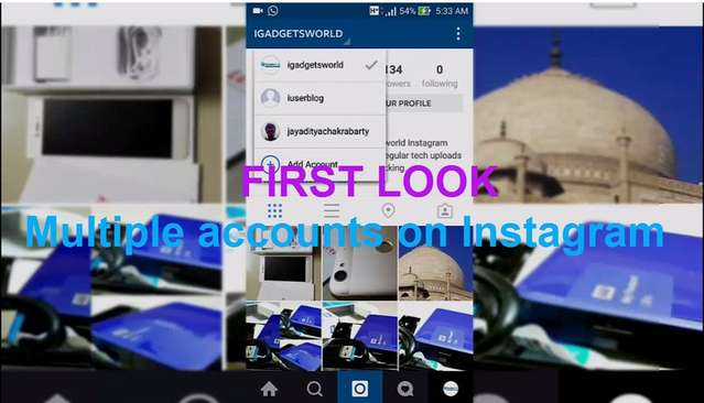 Instagram finally adds multiple account support, available on iOS and Android - 2