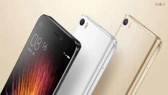 Xiaomi Mi5 unveiled with Snapdragon 820, great design and much more - 1