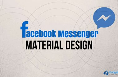 Facebook Messenger getting Material Design and multiple account support - 3