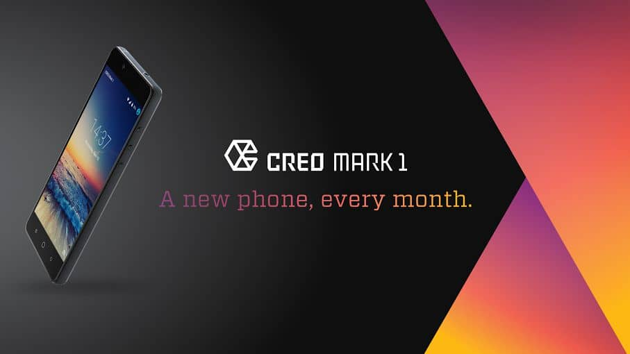 CREO Mark 1: Teaser is out promising a new feature every month - 2