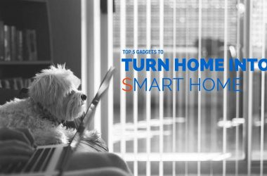 Top 5 Gadgets to turn your home into a smart home! - 2