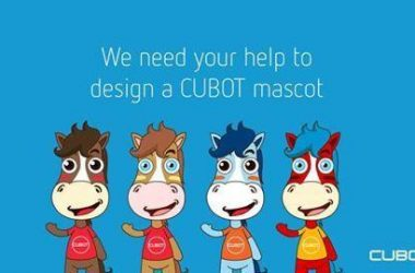 Design mascot for Cubot and get phones from them for free for the next one year - 3