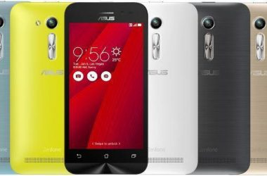 ASUS Zenfone Go 4.5 2nd Generation Launched In India, starts from Rs. 5,299 - 7