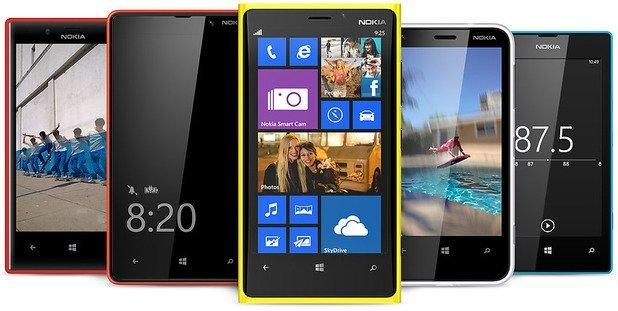 Era of Windows-based Nokia Lumia Phones