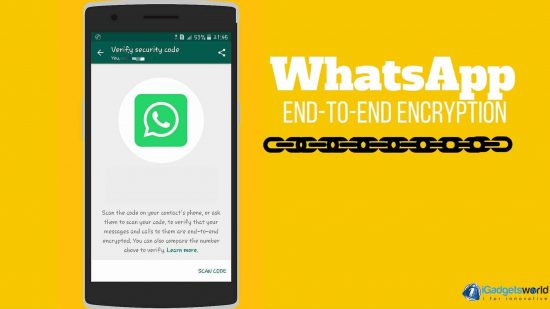 WhatsApp Rolled Out End-to-End Encryption for Billion Users Worldwide - 1