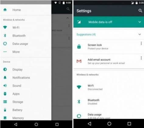 How To: Install Android N Developer Preview on Xperia Z3 - 3
