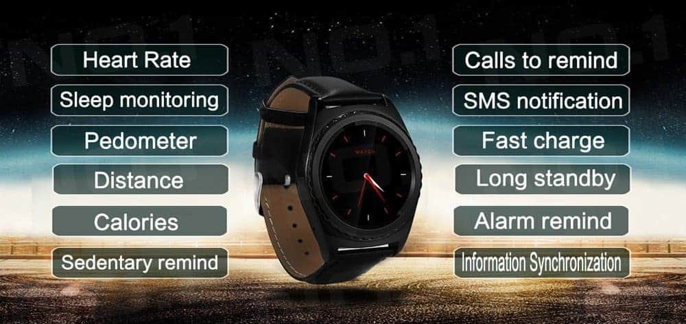 S5 Smartwatch from No.1 Brand : Premium Features at Affordable Price - 11