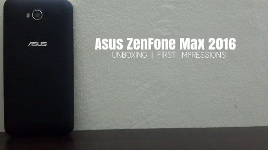 New Asus ZenFone Max - Unboxing | First Impressions - 1