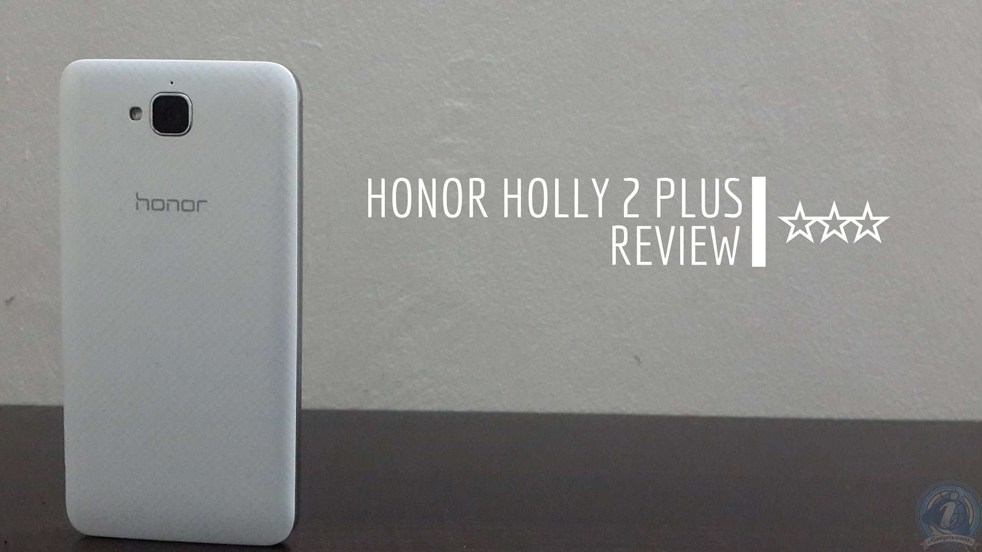 honor holly 2 plus review