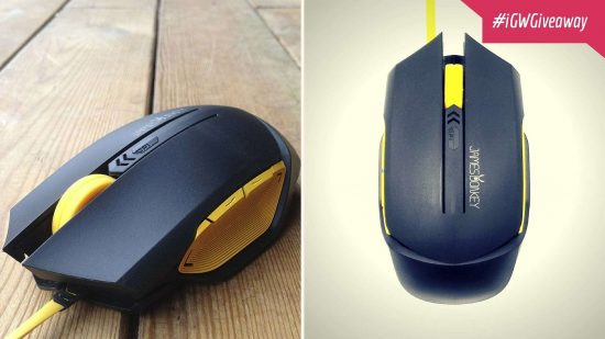 International Giveaway: Win a brand new JamesDonkey Wired Gaming Mouse [Winner Announced] - 1