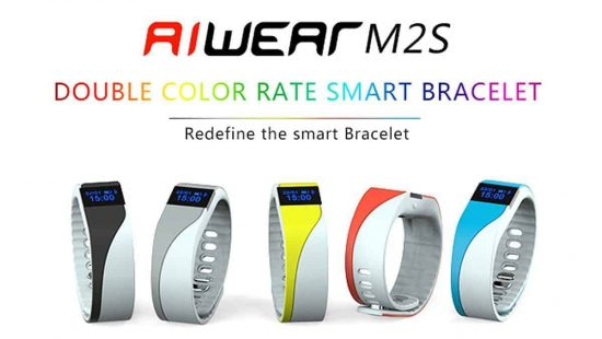 Aiwear M2S Smart Wristband for Just $19.99 [Deal Alert] - 1