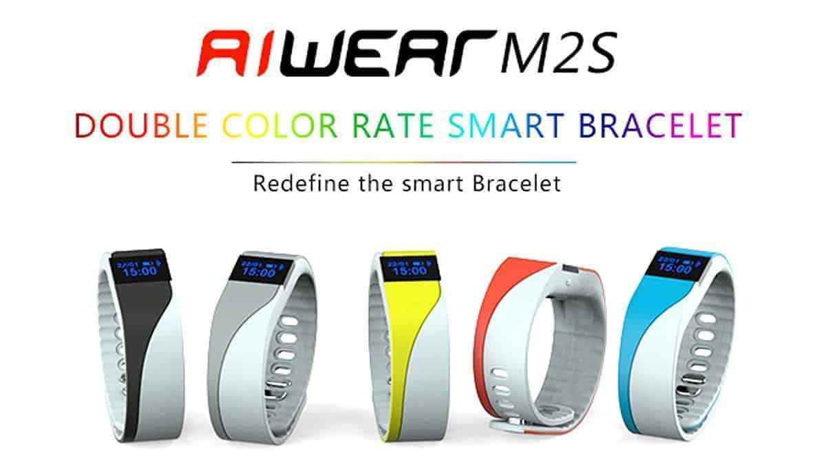 Aiwear M2S Smart Wristband for Just $19.99 [Deal Alert] - 2