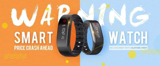 Smartwatch Flash Sale & Summer Giveaway from Gearbest - 1