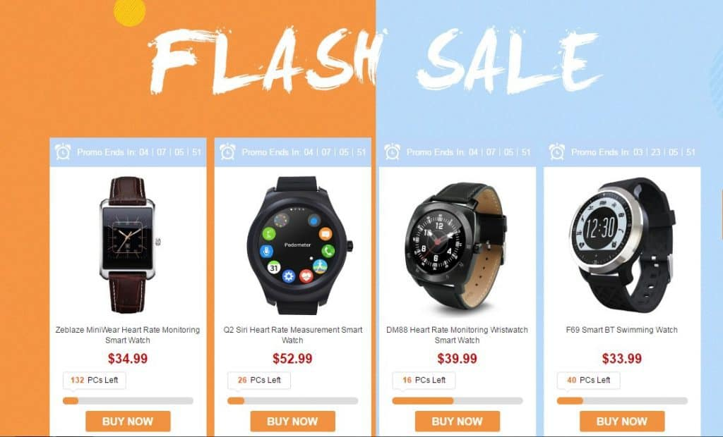 gearbest-flash-sale-smartwatch-summer-giveaways