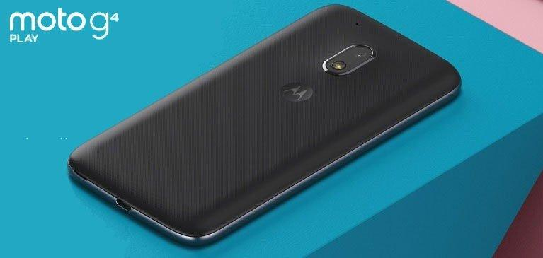 Moto G4 Play Source: Motorola US