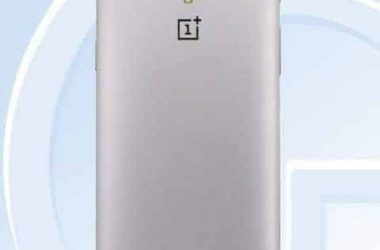 TENAA Listing Confirms OnePlus 3 Specifications - 1
