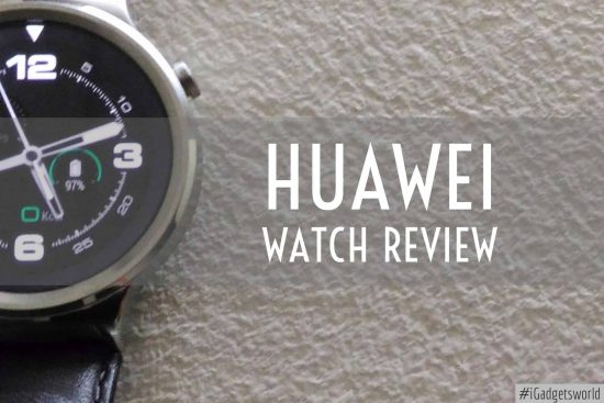 Huawei watch review – A perfect companion for your smart life - 1