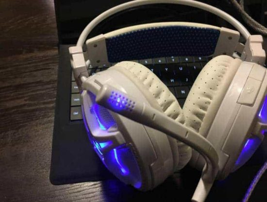Mixcder Power Virtual 7.1 Channel Gaming Headset Review - 1